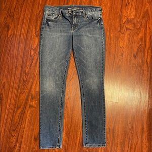 Old Navy Womens Skinny Jeans Sz 8